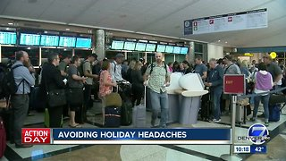 Avoid the holiday air travel headaches with these tips