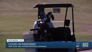 Arizona golf courses remain open amid COVID-19 pandemic