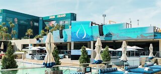 MGM Resorts opens more than 10 pools today