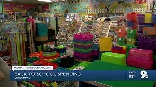 COVID scrambles back to school economy
