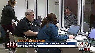 KCPS enrollment fair underway