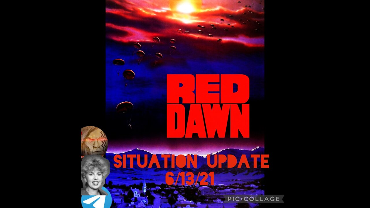 Situation Update: Red Dawn! - Must Video