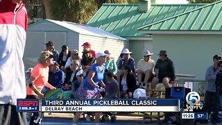 Pickleball Tournament 12/5