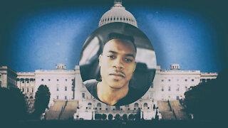 Black Supremacist Attacks U.S. Capitol