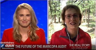 The Real Story - OAN Unmasking Michelle Ugenti-Rita with State Sen. Wendy Rogers