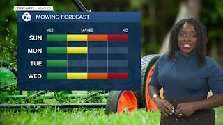 7 First Alert Forecast 6 p.m. Update, April 24