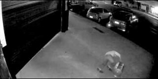 How (not) to steal a beer keg!
