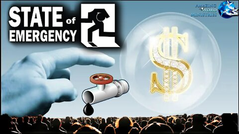 State Of Emergency: The SUNday Law Pipeline Cyber Attacks Crisis. Sabbath Day Of Rest. Ted Wilson