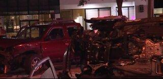 8 people injured in 3-vehicle crash in Jupiter