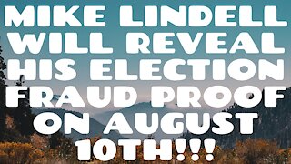 MIKE LINDELL CYBER SYMPOSIUM REVEALS ELECTION FRAUD! PTU Ep: 8