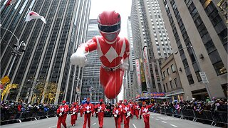 Mighty Morphin Power Rangers Makes Huge Transformation