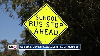 Cape Coral to discuss added street safety measures Monday