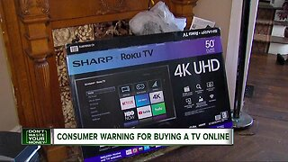 Don't Waste Your Money: Buying a TV online