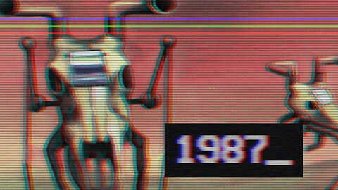 1 9 8 7 - A Synthwave Mix
