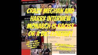 Nicholas Veniamin Show: Racist Monarchy?!?