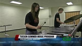 Tucson Summer Music seeking volunteers