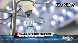 Pima County Public Health earns national recognition for emergency preparedness