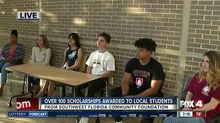 Southwest Florida Community Foundation awards 135 scholarships to local students - 7am live report