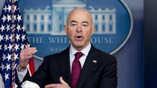 GOP Pressures Biden Administration On Migrant Surge