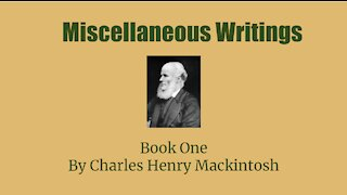 Miscellaneous Writings of CHM Book 1 The Unequal Yoke Audio Book