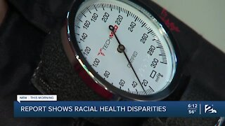 Oklahoma health group studies racial health disparities