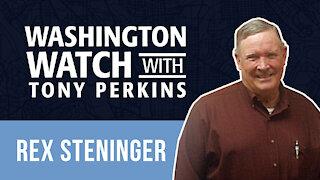 Rex Steninger Overviews His Resolution Declaring Bill of Rights Will Be Upheld in His Jurisdiction