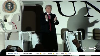 President Trump to be in Southwest Florida
