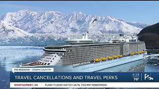 The Rebound Green Country: Travel cancellations and travel perks
