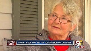 Highland County family begs for better supervision of foster children