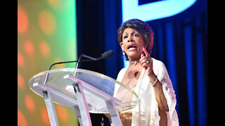 Maxine Waters Calls Out 'Undermining' Black Trump Voters: 'I Will Never Ever Forgive Them'