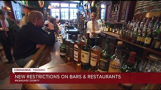 11 Milwaukee County municipalities close restaurants, bars except for carryout, delivery