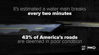American infrastructure spending bill