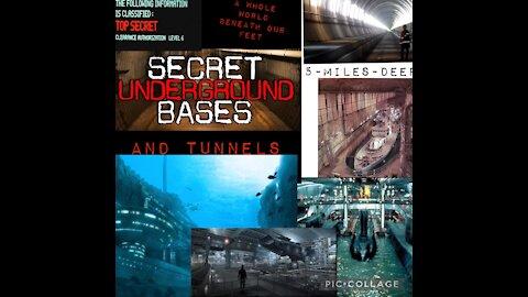 SECRET D.U.M.Bs & TUNNELS