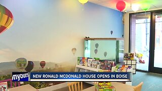 New Ronald McDonald House opens in Boise