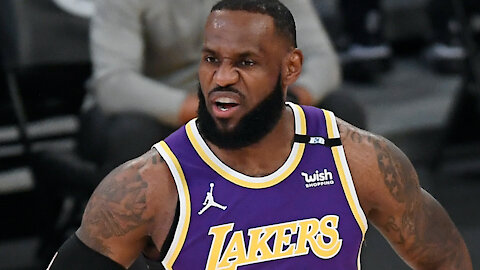 LeBron James Called Hypocrite, RIPS NBA Play-In Tournament After Saying He LOVED The Idea Last Year