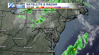 Possible Showers Tonight