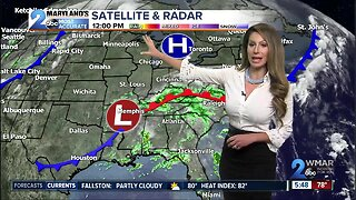 WEATHER FRIDAY