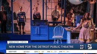 Detroit Public Theater holding block party