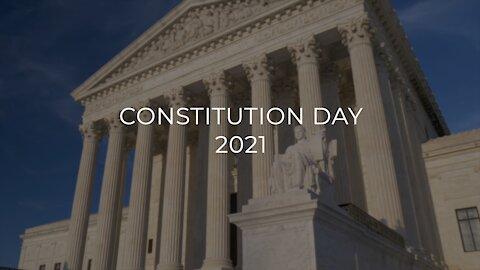 Gov. DeSantis Commemorates Constitution Day 2021