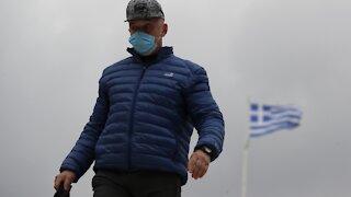 Greece Under Lockdown to Avoid Hospital Strain