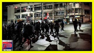 Antifa Mob RAIDS Prison - Media SILENT