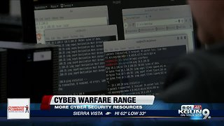 Pima Community College launches new cyber warfare range