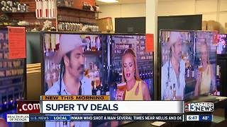 Super TV deals available in Las Vegas