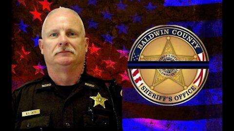 End of Watch Bulletin: Deputy Bill Smith, Baldwin County Sheriff's Office, Alabama