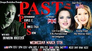 PAST PTS RADIO SHOW-LIZ CORMELL AND KAYLA VIALL