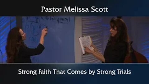 Psalm 77 Strong Faith That Comes by Strong Trials