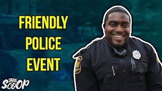 Police Officer Hosts Community Event For Kids