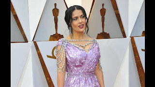 Salma Hayek says she still hasn't 'healed' from Harvey Weinstein trauma