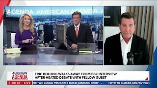 Eric Bolling Walks Away From BBC Interview After Heated Debate with Fellow Guest