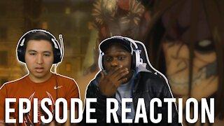 Attack On Titan Season 4 Episode 7 REACTION//REVIEW | EREN VS. JAW TITAN!!!